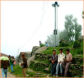 Community Audio Tower, Daanda Bazar, Nepal